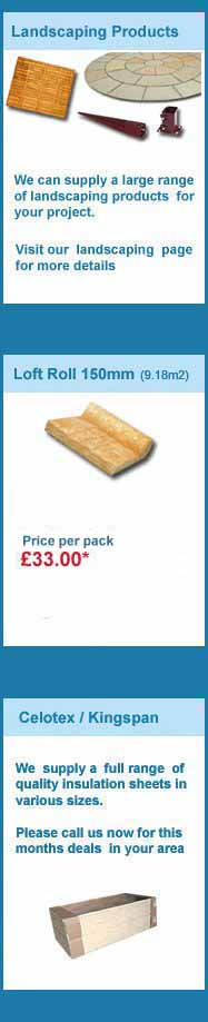150mm Fibreglass loft insulation roll 14 packs for only £253.40 +VAT